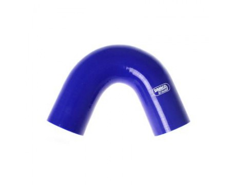 Durite silicone 135° 48mm
