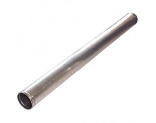 Tube aluminium 25mm x 500mm