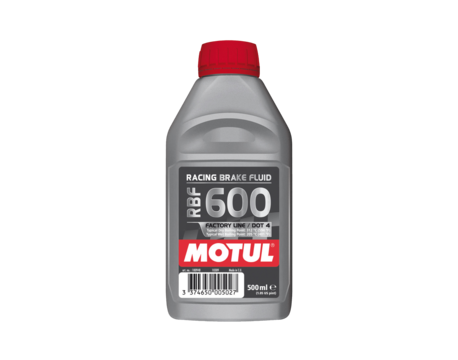 Liquide de frein Motul RBF600 0.5L