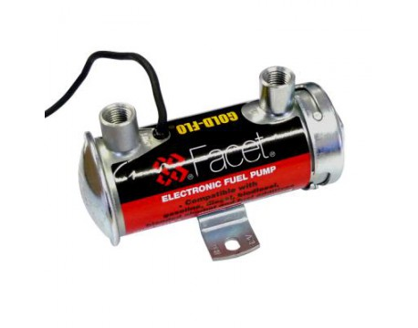 Pompe à essence Silver Top Facet