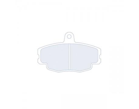 Plaquettes CL Brake RC6 Clio Williams/16s/205 Gti/GT Turbo