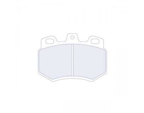 Plaquettes CL Brake RC6 AX Gti/ Visa 1600 Gti/ 205 Gti 1600