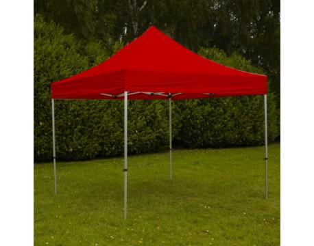 Tente d'assistance semi Pro acier 3x3m