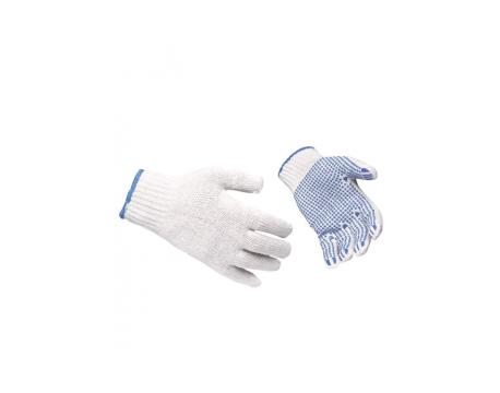Gant mécanicien tricotés picots PVC