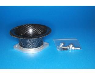 Cornet carbone 40mm