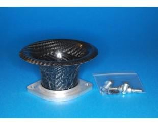 Cornet carbone 42mm