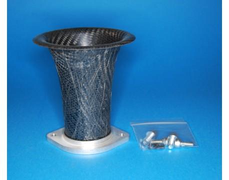 Cornet carbone 48mm