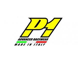 T-shirt anti-feu P1 écru FIA
