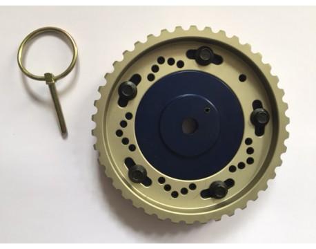 Poulie réglable Opel 1800/2.0L Ecotec