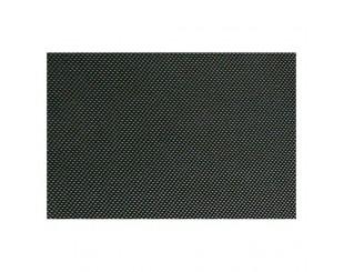 Plaque type carbone