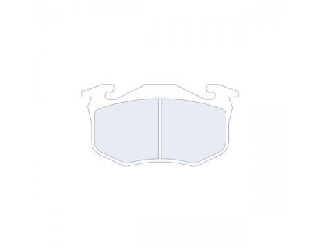 Plaquettes CL Brake RC6 Arr 106/205/306/Saxo/Clio/GT Turbo