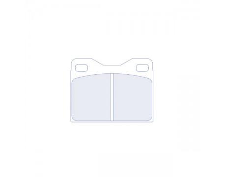 Plaquettes CL Brake RC6 Peugeot 505/ Porsche 924