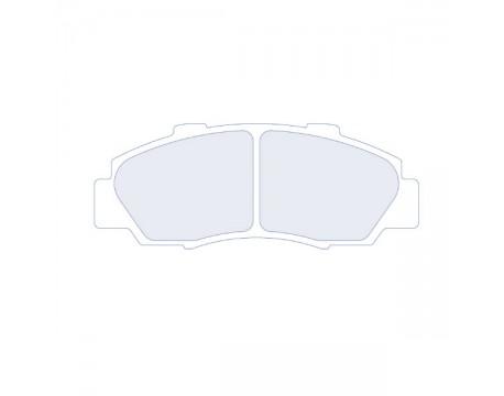 Plaquettes CL Brake RC6 Honda Integra type R/NSX/Civic 1800 16s