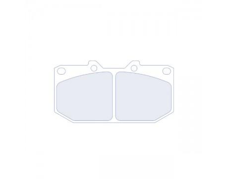 Plaquettes CL Brake RC6 Subaru Impreza Turbo