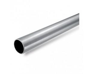 Tube droit d'échappement inox 1 mètre
