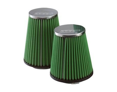Filtre à air universel cylindrique 70mm