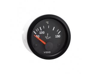Manomètre de température d'huile 150° VDO