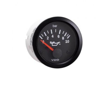 Manomètre de pression d'huile 10 bars VDO