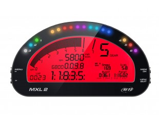 Afficheur MXL2 + GPS AIM
