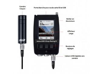 Caméra SmartyCam HD GP AIM