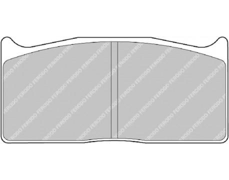 Plaquettes Ferodo Racing Brembo F3 / Mitsubishi Arr