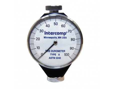 Duromètre à pneu Intercomp