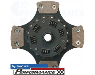 Disque SACHS amorti fritté 306S16 / ZX 16S