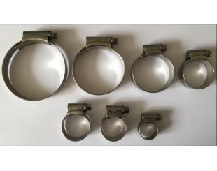 Collier de serrage inox 7/12mm