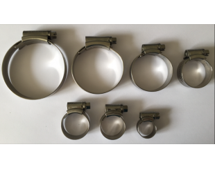 Collier de serrage inox 11/16mm