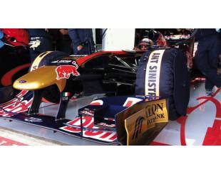 Couverture chauffante Formule 3 Avant
