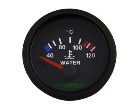 Manomètre température d'eau Raceparts