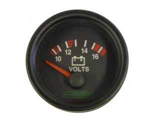 Voltmètre Racetech 10-16v