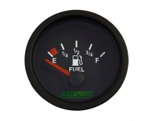 Manomètre de niveau d'essence Racetech