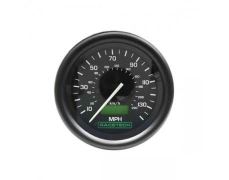 Compteur de vitesses Racetech