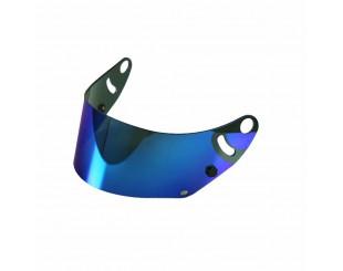 Visière Arai GP6 iridium bleu/violet