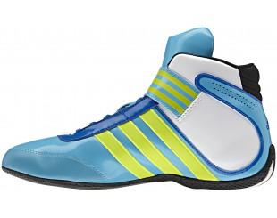 Bottines Adidas Daytona Karting bleue