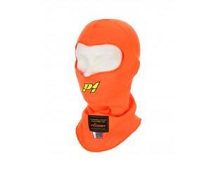 Cagoule ouverte P1 orange FIA
