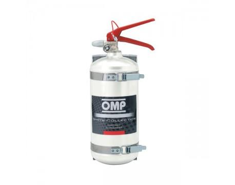 Extincteur OMP manuel 2.4L alu