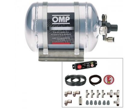 Extincteur OMP automatique électrique berline FIA