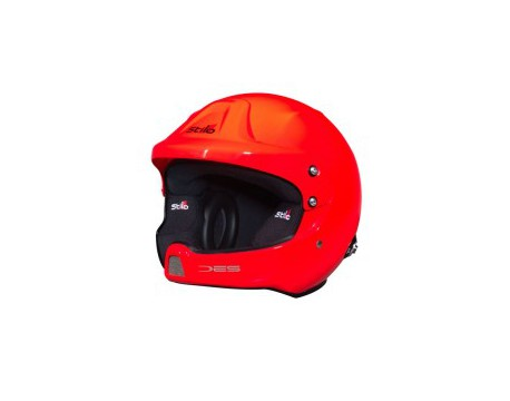 Casque Stilo WRC Des composite Hans Offshore