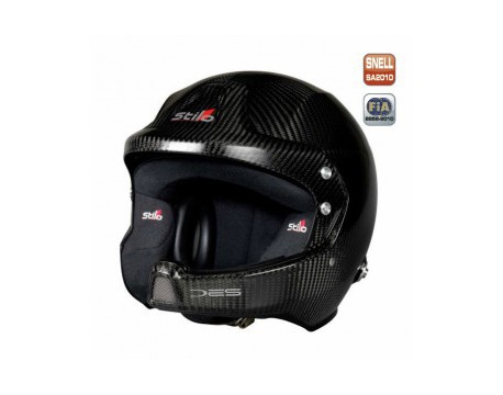 Casque Stilo WRC Carbon Piuma Hans
