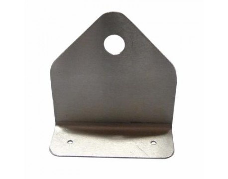 Support de bocal de liquide de frein simple