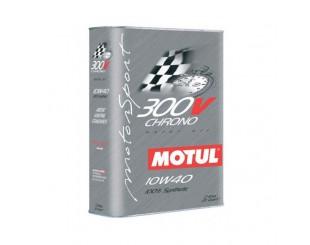 Huile moteur Motul 300V 10W40 2L