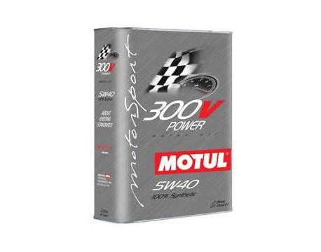 Huile moteur Motul 300V 5W40 2L