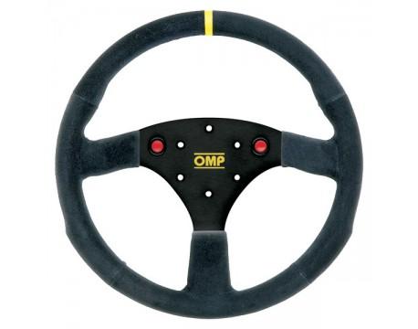 Volant OMP plat 320mm