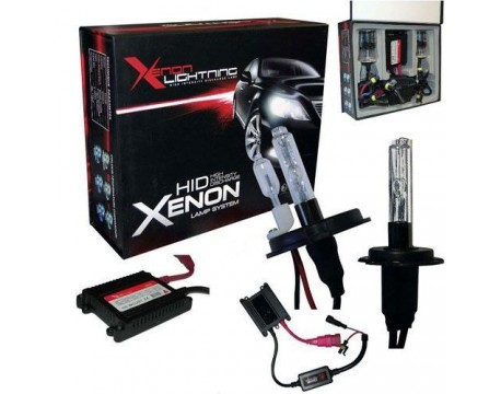 """Kit Xenon 55w 6000k """"PRO Compétition"""""""